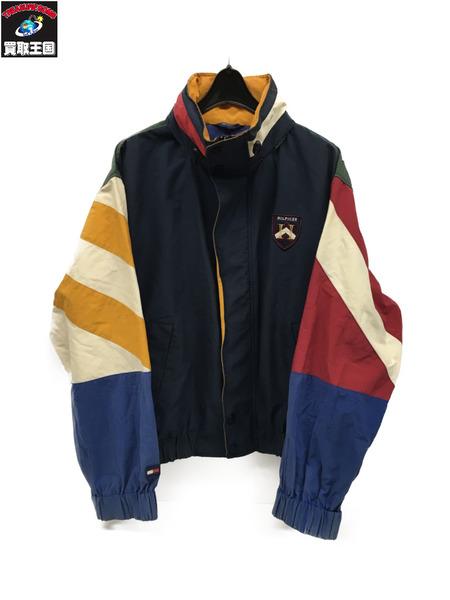 TOMMY HILFIGER 90S/セーリングジャケット/マルチカラー(XL)【中古】[▼]