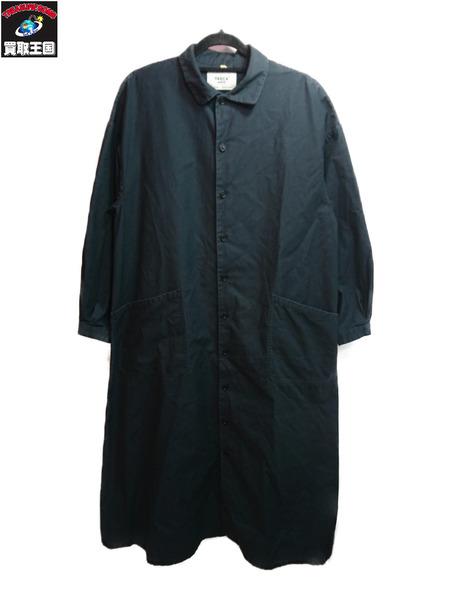YAECA ワークシャツドレス サイズM【中古】
