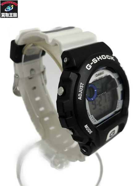 CASIO G-SHOCK ジーショック G-LIDE GLX-6900SS-1JF クォーツ腕時計 ブラック/ホワイト【中古】