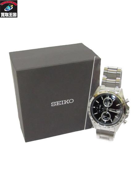 SEIKO 8T67-00C0 8T67-00C0 スピリットクロノグラフ セイコー セイコー SEIKO 腕時計【中古】, スマホケース&カバー専門デザスマ:4b8b5d3c --- officewill.xsrv.jp