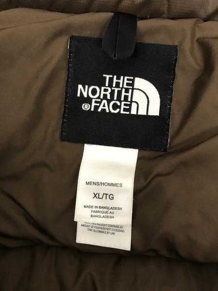 THE NORTH FACE ノースフェイス ND00360 ヌプシダウンジャケット 茶 XLOZ80PkNnXw