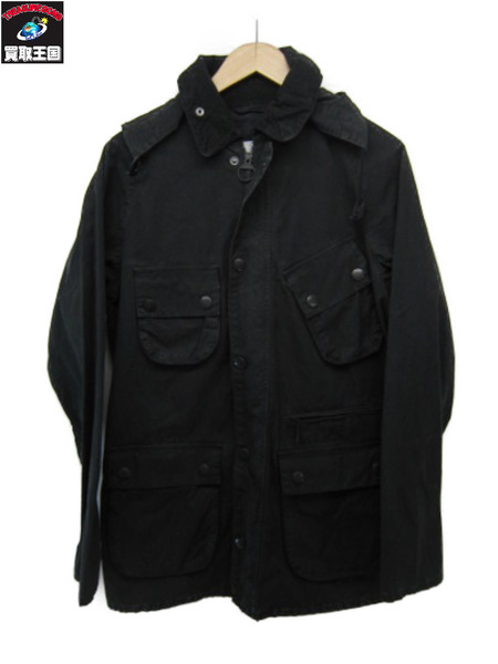 Barbour×WHITE MOUNTAINNERING OVERDYED JACKET (38)【中古】[▼]