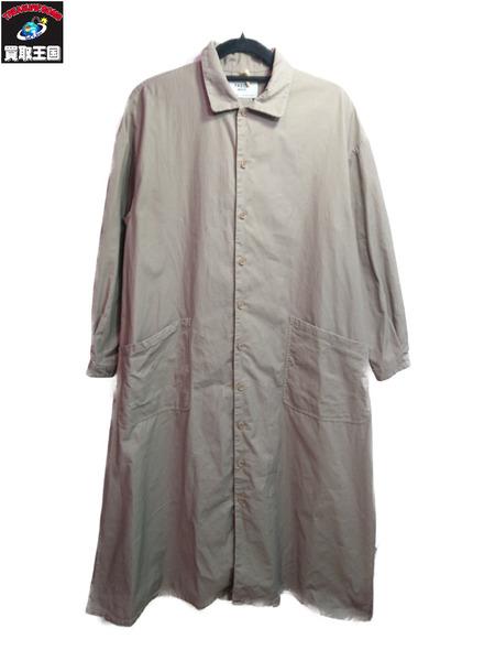 YAECA ワークシャツドレス サイズS【中古】