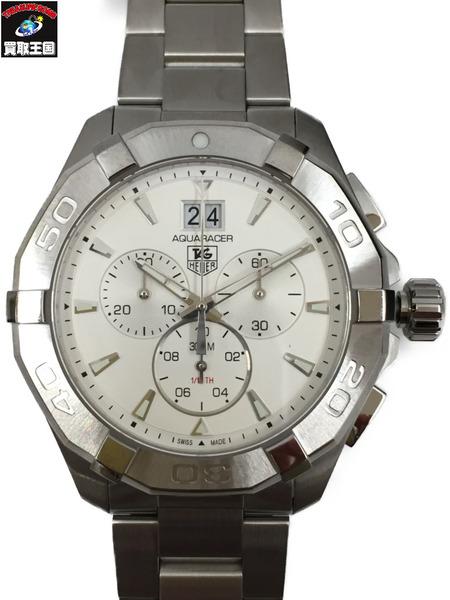 TAG HEUER アクアレーサー・クロノグラフ CAY1111 クォーツ 腕時計 仕上げ済【中古】