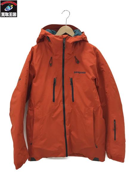 patagonia 13年製 Primo Down Jacket オレンジ (XS)【中古】