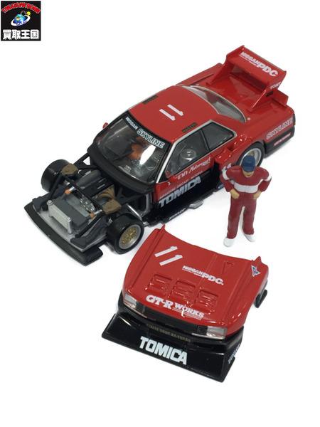 トミーテック トミカ リミテッド ヴィンテージ ネオ スカイライン スーパーシルエット 1983年 前期型 1/64【中古】
