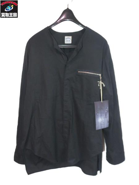 SUNSEA Bomber Shirt サイズサイズ3 サンシーボンバーシャツ【中古】