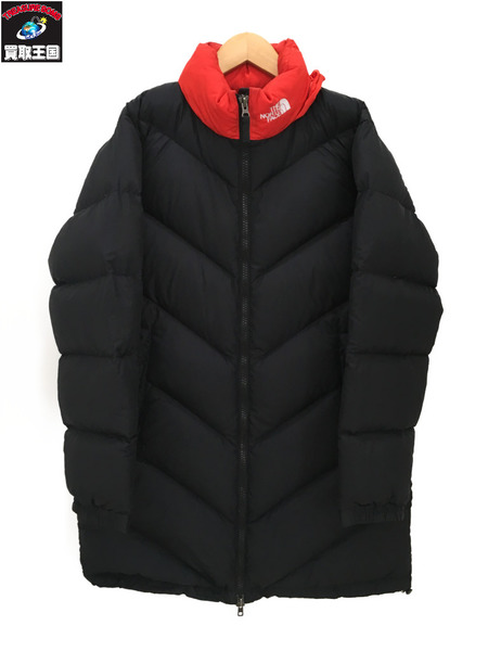 THE NORTH FACE Ascent Coat/BLACK/RED(S)【中古】