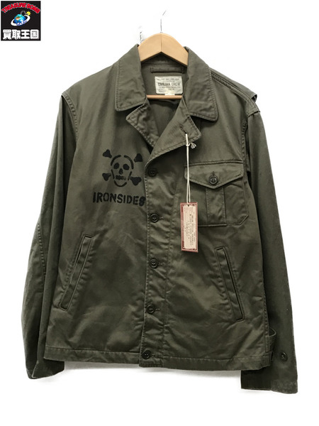 FREEWHEELERS フリーホイーラーズ M-1941フィールドジャケット(40)オリーブ【中古】