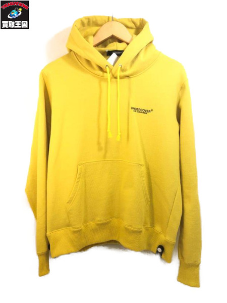 18SS UNDERCOVER Last Supper Sweat (2) YLW UCV4815-1 【中古】