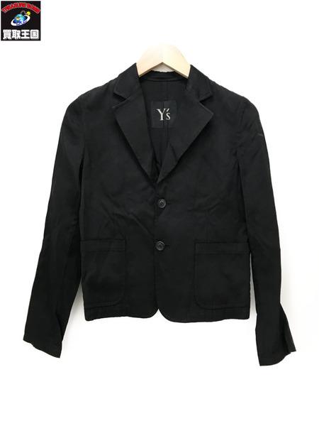 初期 Y's ショートジャケット/黒【中古】