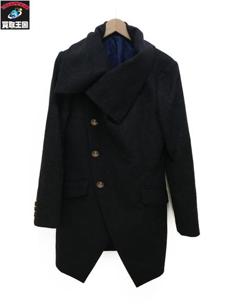 Vivienne Westwood MAN 17AW ミントカラーコート 44【中古】