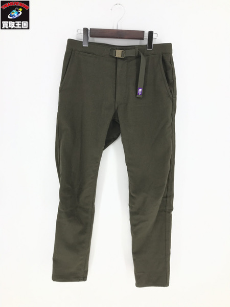 THE NORTH FACE PURPLE LABEL Polyester Serge Field Pants 【中古】[▼]