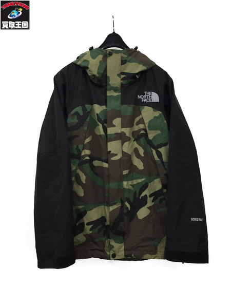 THE NORTH FACE NOVELTY MOUNTAIN JACKET(M)/NP61545 ノースフェイス【中古】
