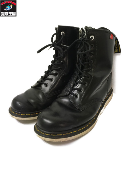 BEDWIN×Dr.Martens/9ホールブーツ/BLK【中古】
