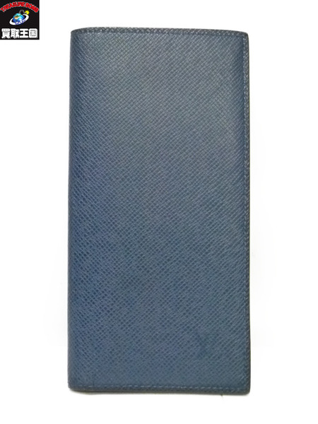 LV/タイガ/ポルトホイユ・アレクサンドル NW/M64508/TN1197 ヴィトン 財布【中古】
