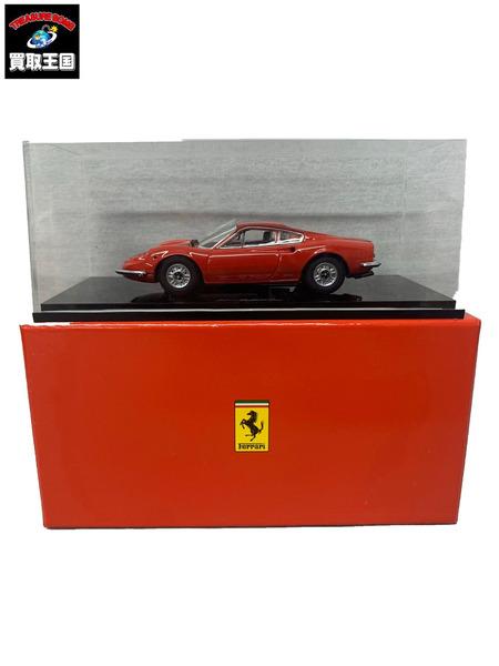 京商 1/43 Ferrari Dino 246GT Red【中古】