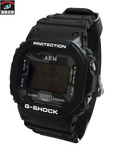 CASIO G-SHOCK AKM DW-5600VT【中古】