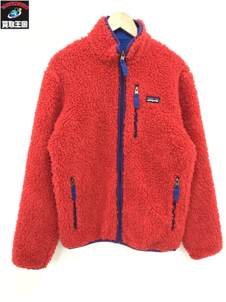 patagonia/クラシック レトロX/23060/S/RED【中古】