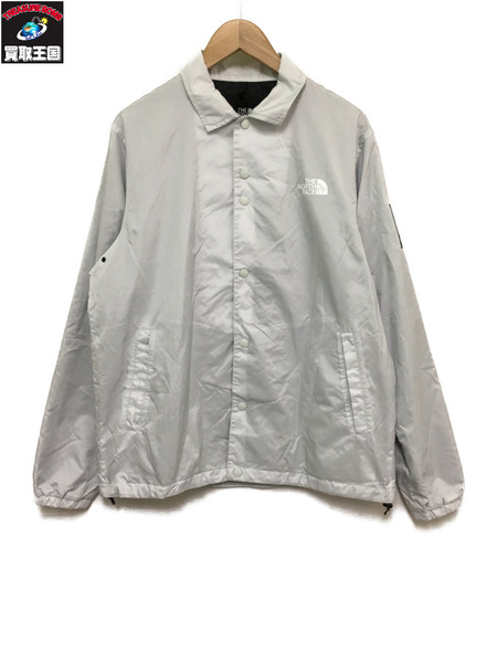 THE NORTH FACE/Coach Jacket/灰/L【中古】