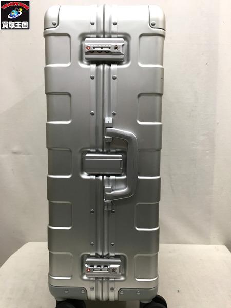 無印良品 アルミハードキャリー 60L キャリーケース バッグ トロリー アルミニウム G7SA002nw0vm8N