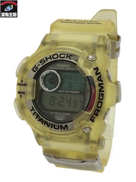 カシオ CASIO クォーツ ジーショック CASIO W.C.C.S. G-SHOCK フロッグマン DW-9900WC-5T W.C.C.S. クォーツ 腕時計【中古】[▼], 時計宝石のヨシイ:611328d4 --- officewill.xsrv.jp