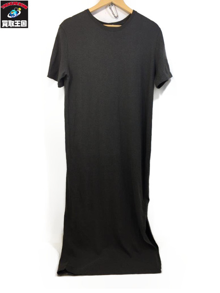 Deuxieme Classe Li/CO Maxi Dress BRW (SIZE:F)【中古】