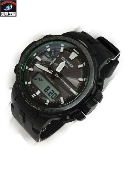 CASIO PROTREK RMシリーズ PRW-S6100Y カシオ プロトレック 腕時計 ソーラー ウォッチ【中古】