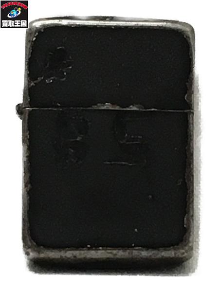 ライター ZIPPO ブラッククラックル WW2 3バレル 【中古】[値下]