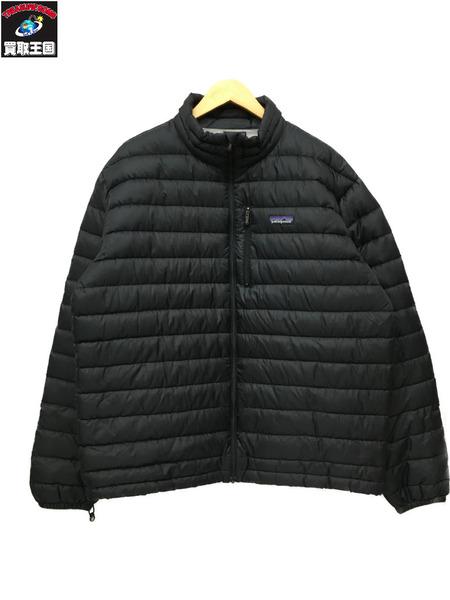 patagonia 84671F5 ダウンセーター(L)黒【中古】