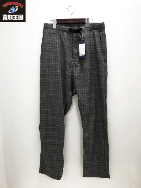 THE NORTH FACE PURPLE LABEL/Wool Polyester Oriental Pants/34【中古】[▼]