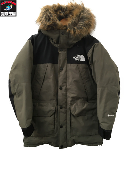 THE NORTH FACE nd91935 Mountain Down Coat【中古】