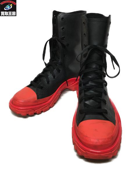 adidas×RAF SIMONS デトロイト・ブーツ (27cm)【中古】