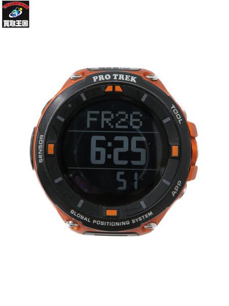 CASIO PRO TREK WSD-F20【中古】 TREK PRO Smart WSD-F20【中古】, シンビモール:4a3dc815 --- officewill.xsrv.jp
