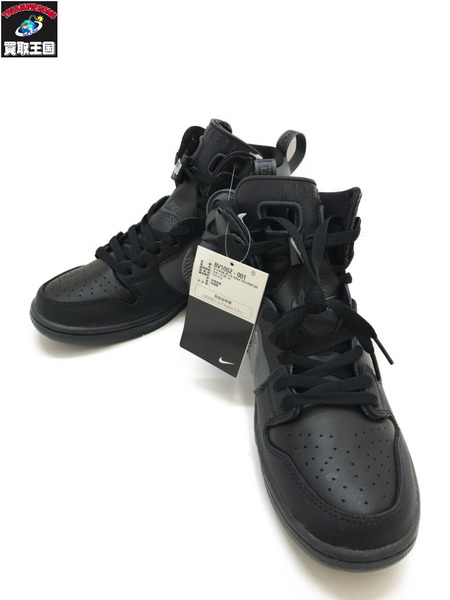 NIKE ナイキ SB DUNK HIGH FORTY PERCENT AGAINST RIGHTS 26.5cm【中古】[▼]