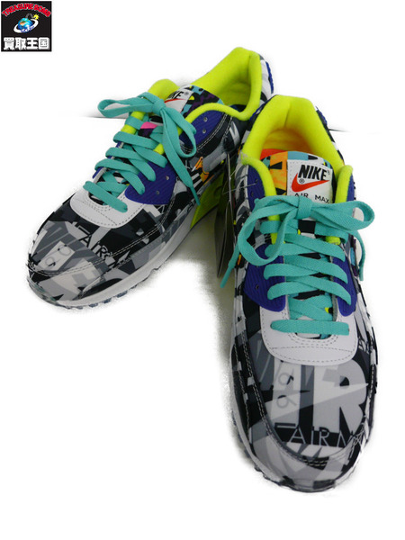 NIKE/AIR MAX 90 NIKE BY YOU/28.0【中古】