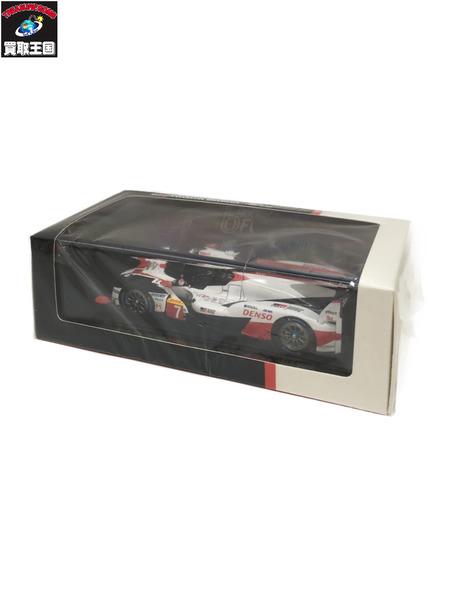 Spark 1/43 MINIMAX TOYOTA GAZOO Racing TS050【中古】