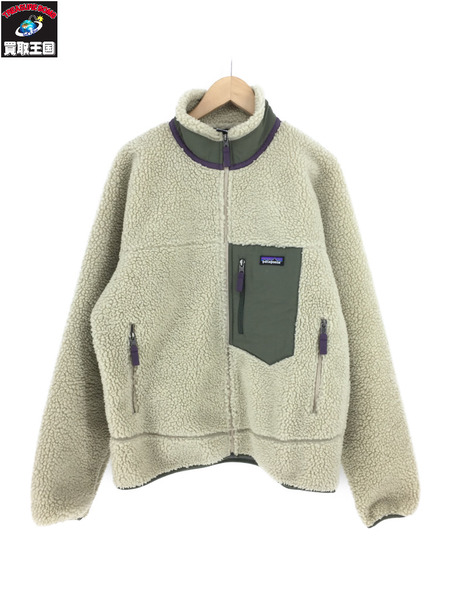 patagonia/Men's Classic Retro-X Jacket/ペリカン/M【中古】