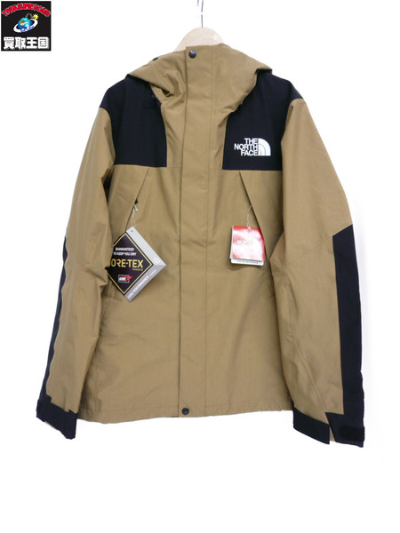 THE NORTH FACE/NP61800/MOUNTAIN JACKET/ブリティッシュカーキ/L【中古】