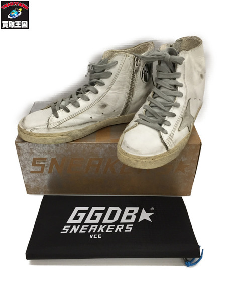 GOLDEN GOOSE FRANCY スニーカー (36)【中古】[▼]