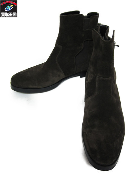 PIERRE HARDY SUEDE CALF ブラウン size:43【中古】[▼]