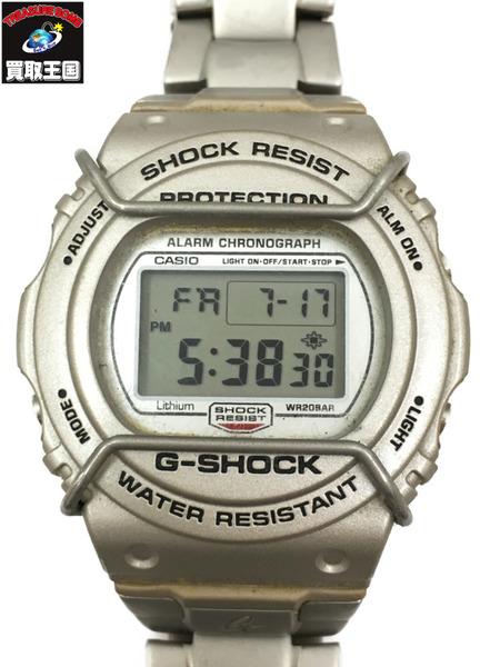 カシオ G-SHOCK DW-5700D-8JF メタル 腕時計【中古】