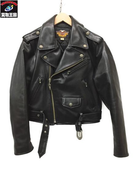 Harley-Davidson ハーレーダビッドソン ダブル ライダース S 黒【中古】