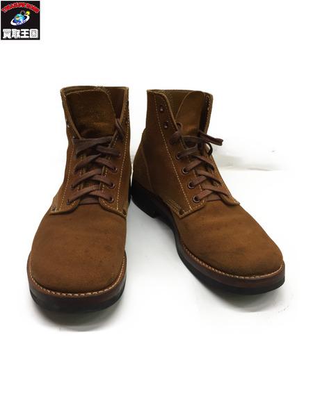 TOYS McCOY ブーツ 8 茶【中古】