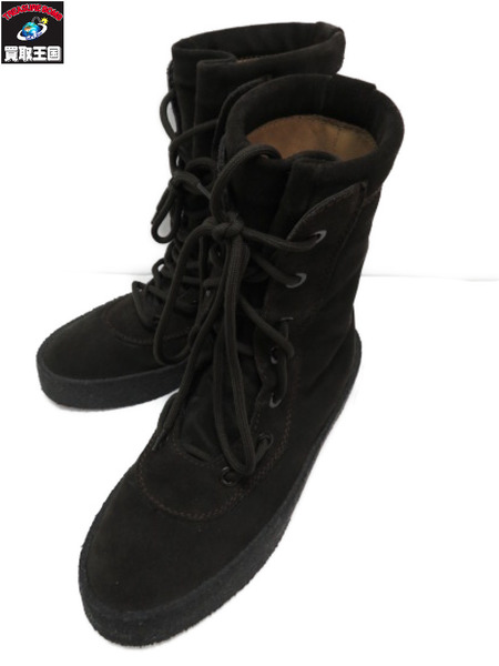 YEEZY Season2 CREPE BOOT(41)【中古】[値下]