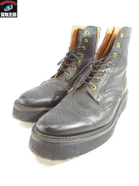 foot the coacher/ZIP UP WING/8.5【中古】