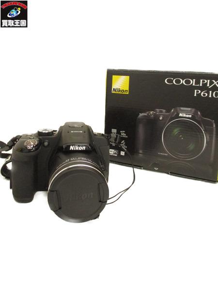 ニコン COOLPIX P610 デジタルカメラ【中古】[▼]