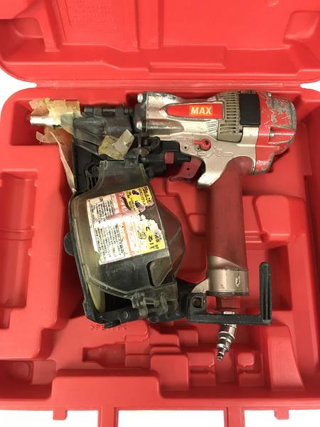 MAX 65mm高圧釘打ち機 HN-65N1【中古】
