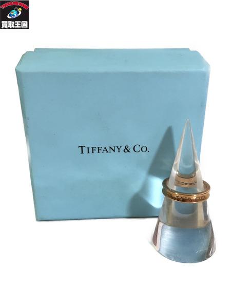 Tiffany 1837 ナローリング 11号 ティファニー【中古】