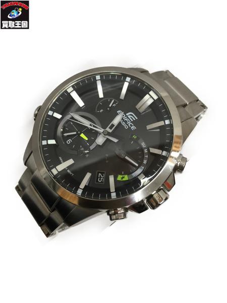 CASIO EDIFICE EQB-700 カシオ エディフィス 腕時計 スマートフォンリンク タフソーラー ウォッチ【中古】[▼]